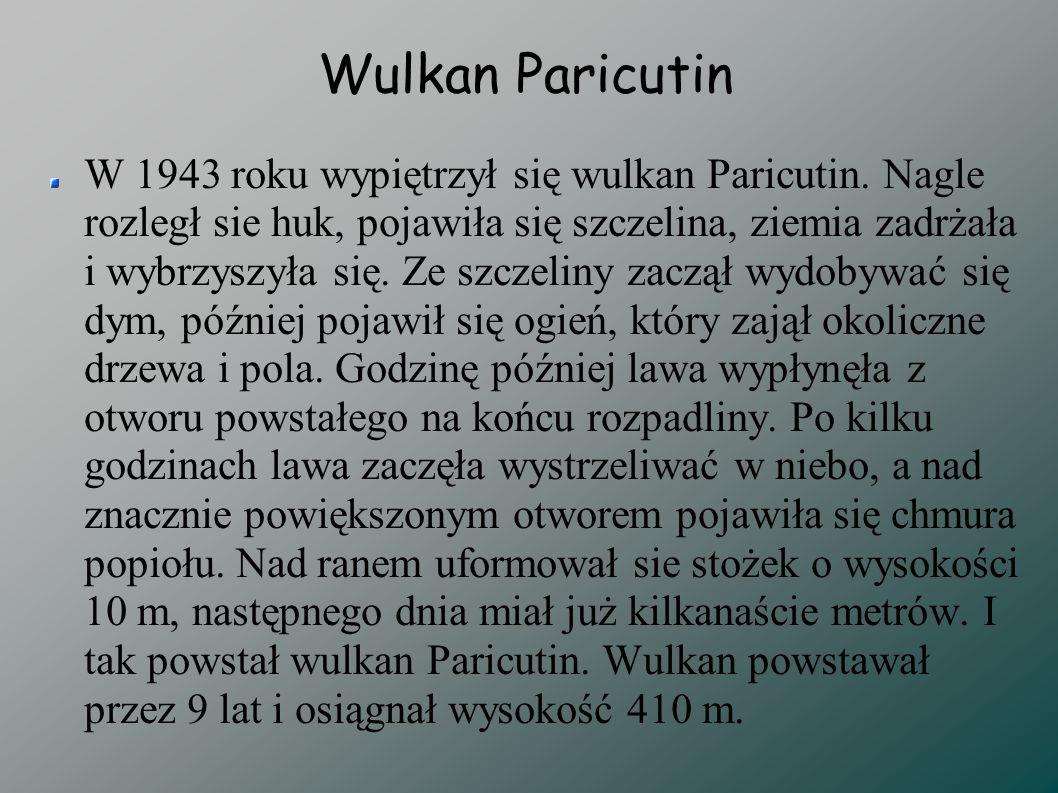 Wulkan Paricutin