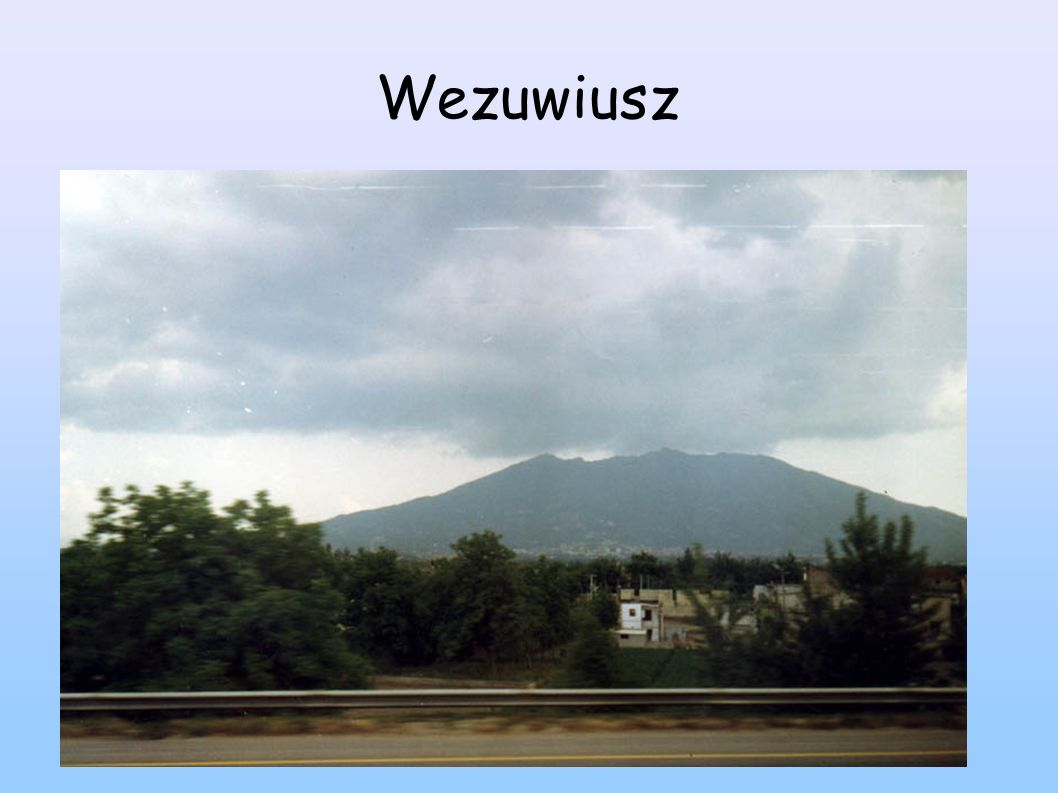Wezuwiusz