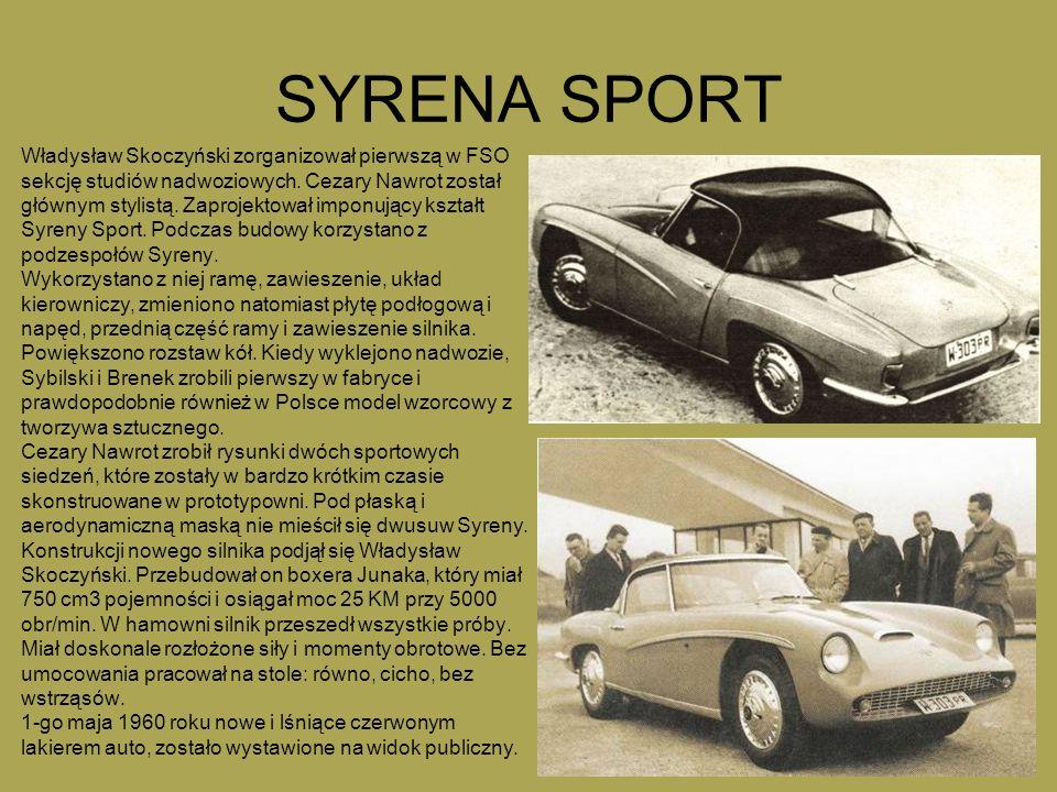 SYRENA SPORT