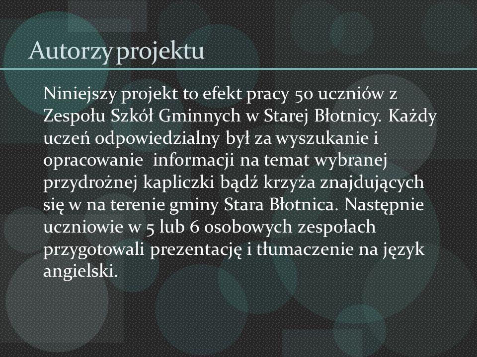 Autorzy projektu