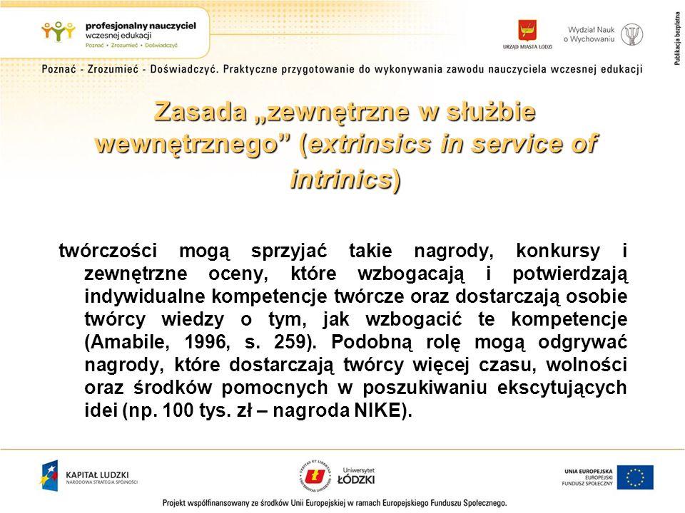 """Zasada """"zewnętrzne w służbie wewnętrznego (extrinsics in service of intrinics)"""