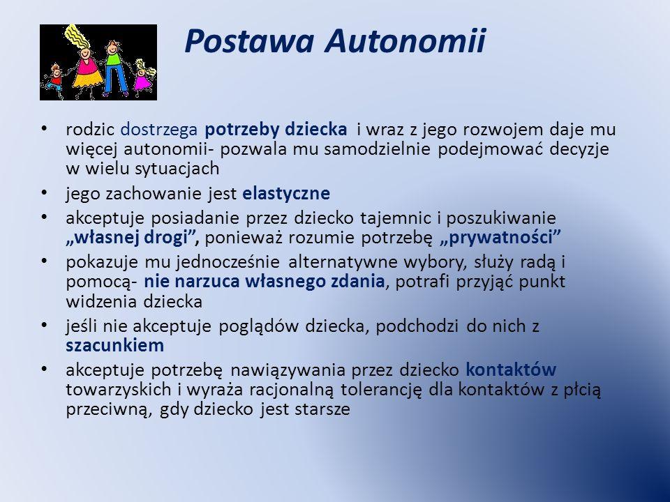 Postawa Autonomii