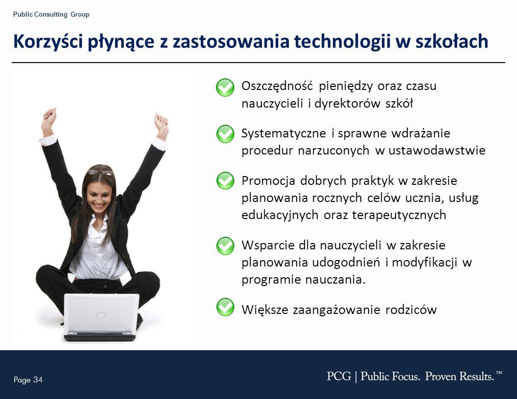 Korzyści płynące z zastosowania technologii w szkołach