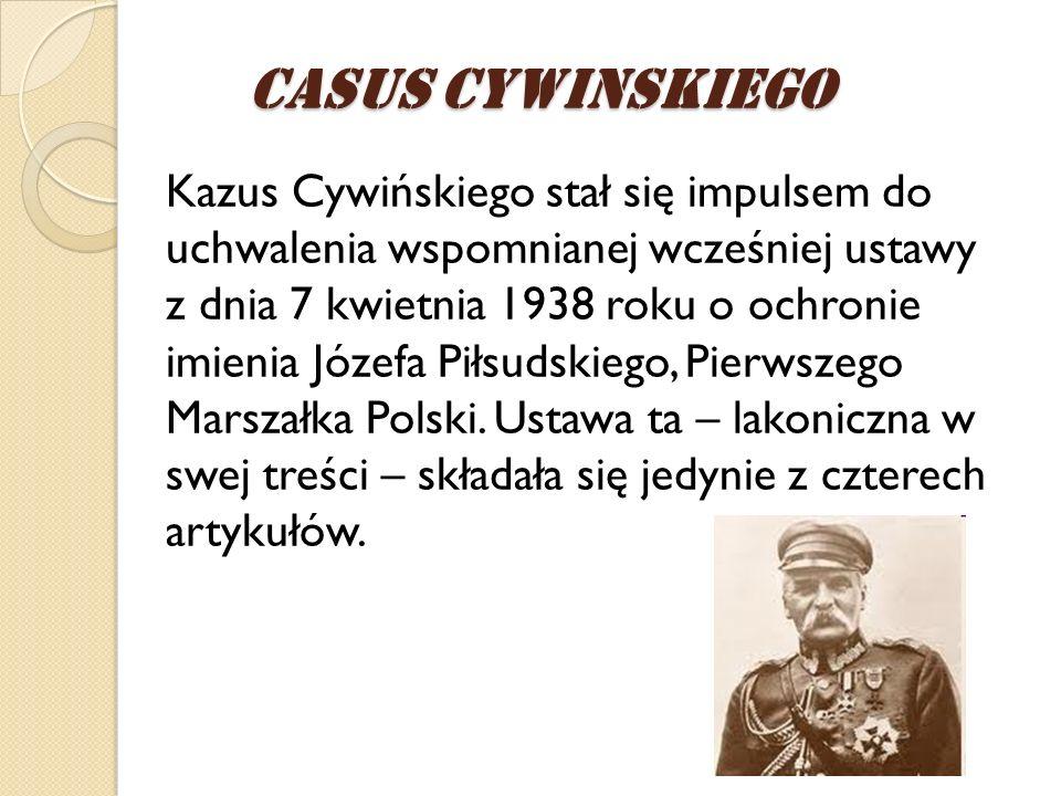 Casus CywiNskiego