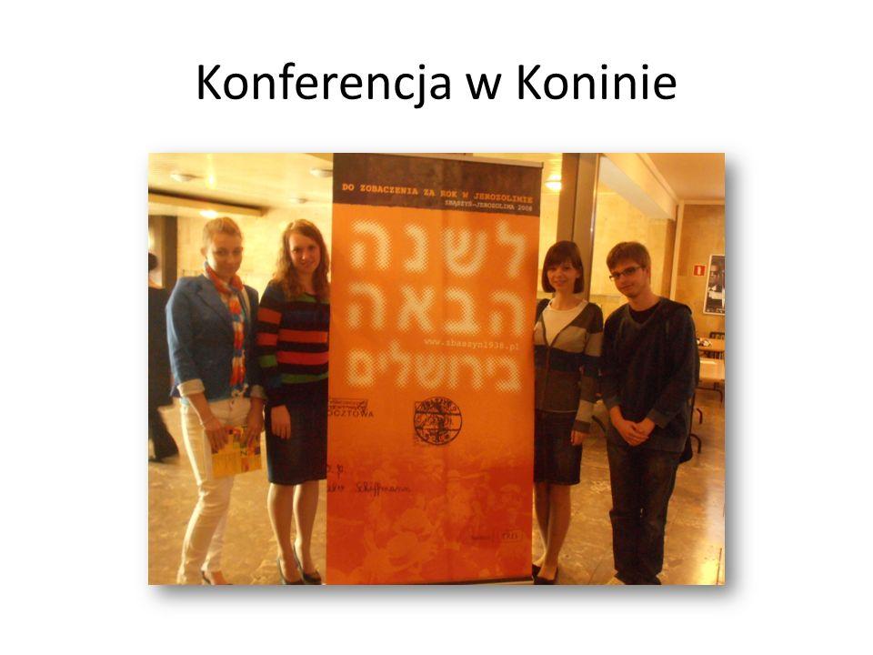 Konferencja w Koninie