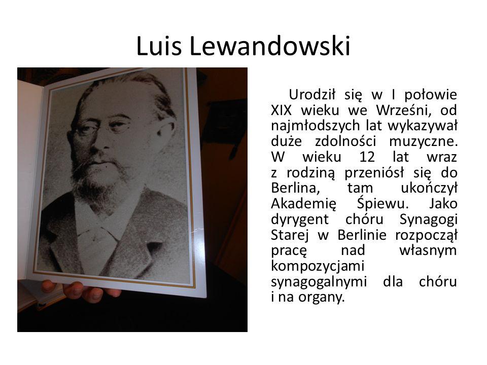 Luis Lewandowski