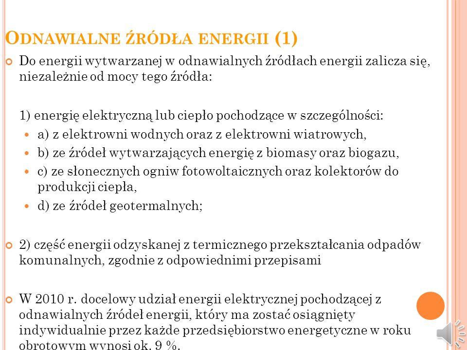 Odnawialne źródła energii (1)