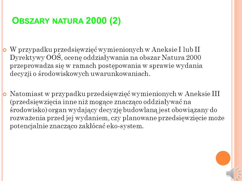 Obszary natura 2000 (2)