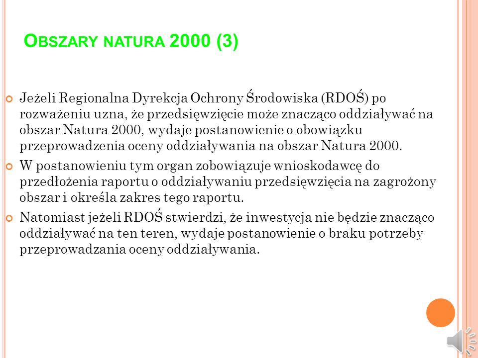 Obszary natura 2000 (3)