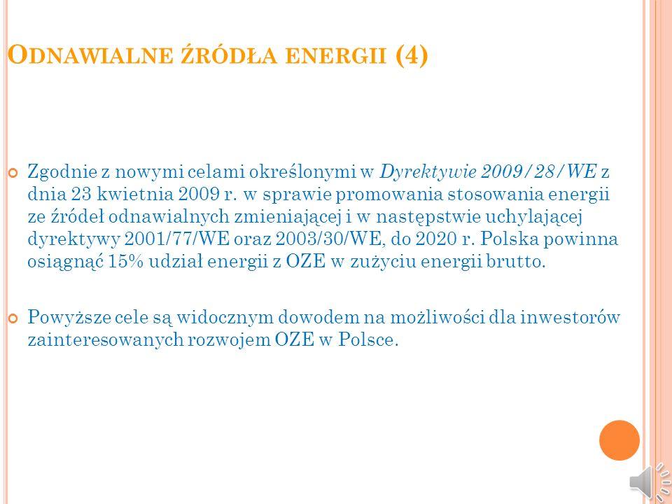 Odnawialne źródła energii (4)