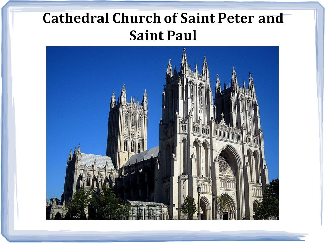 Cathedral Church of Saint Peter and Saint Paul