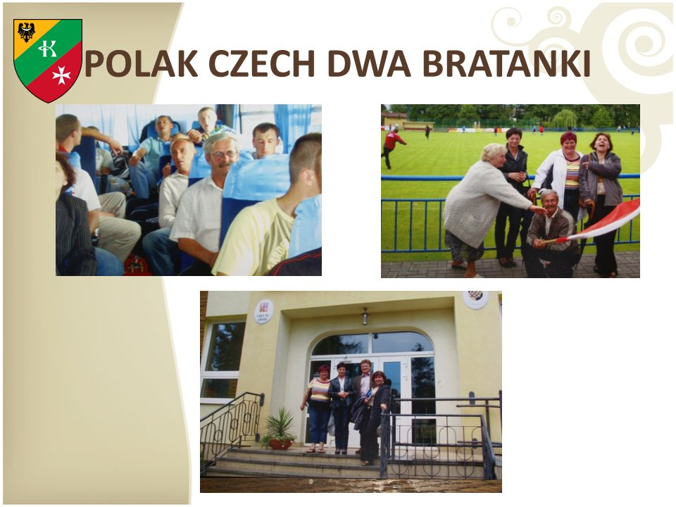 POLAK CZECH DWA BRATANKI