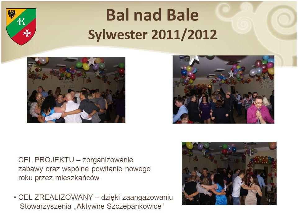 Bal nad Bale Sylwester 2011/2012