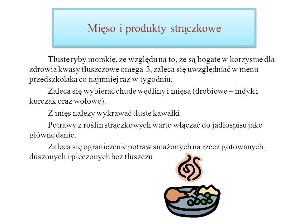 Mięso i produkty strączkowe