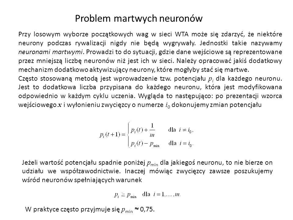 Problem martwych neuronów
