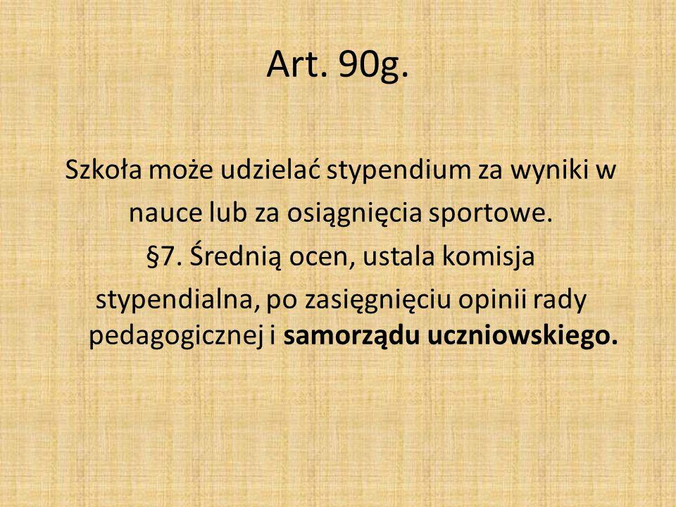 Art. 90g.
