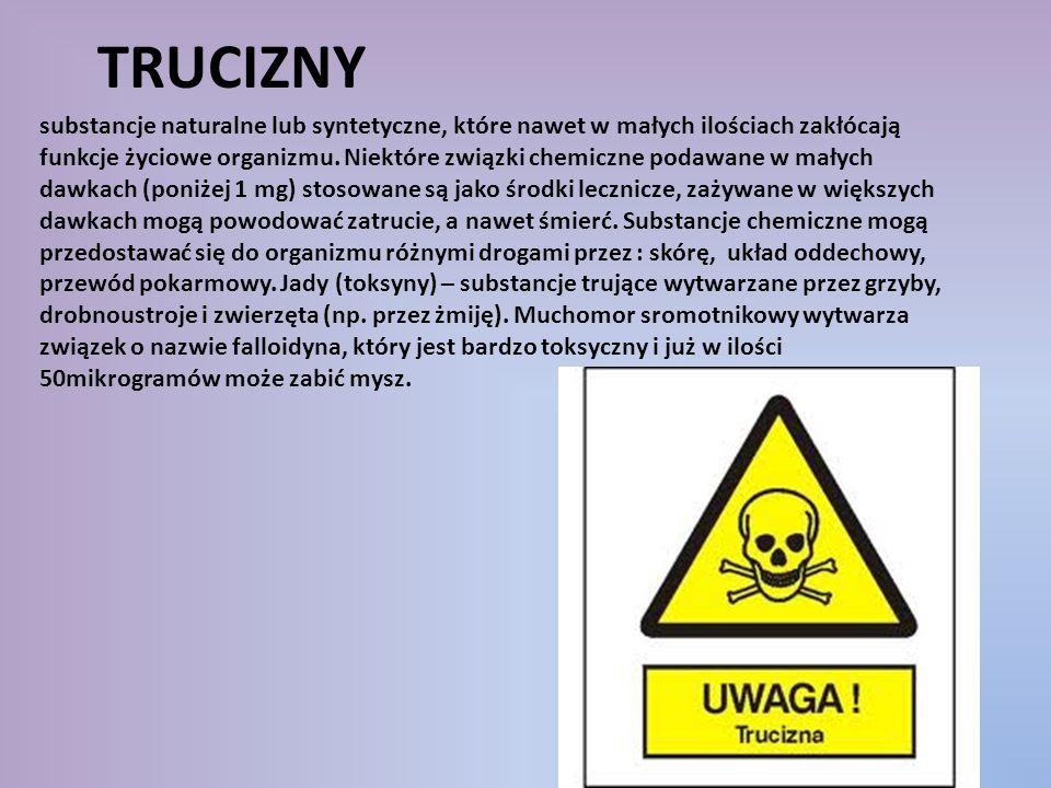 TRUCIZNY