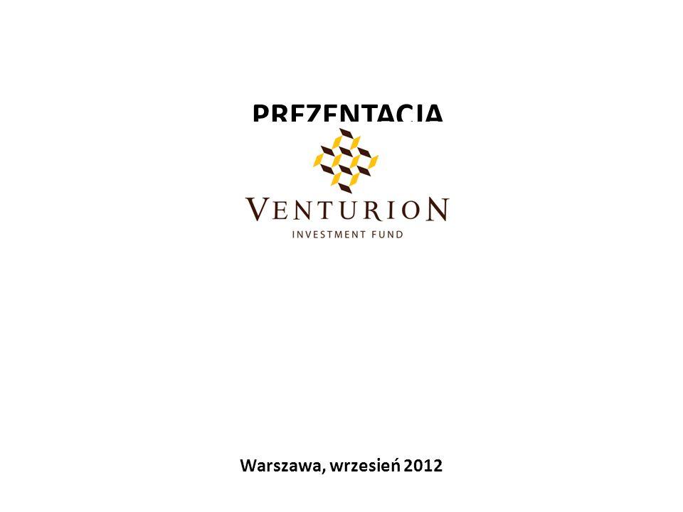 PREZENTACJA Warszawa, wrzesień 2012