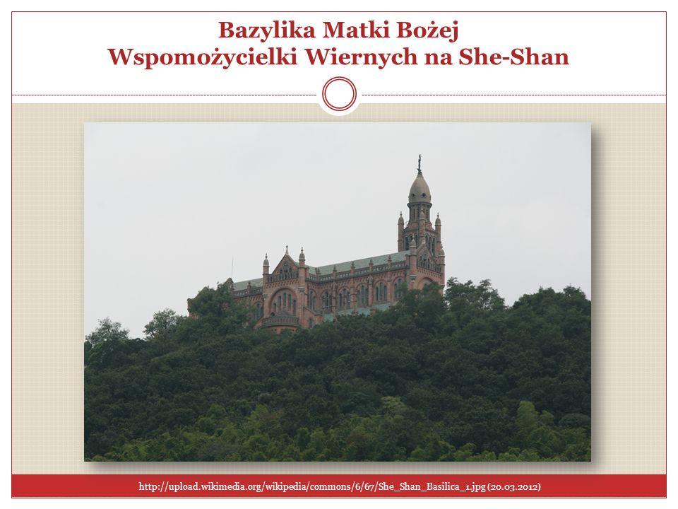 Bazylika Matki Bożej Wspomożycielki Wiernych na She-Shan