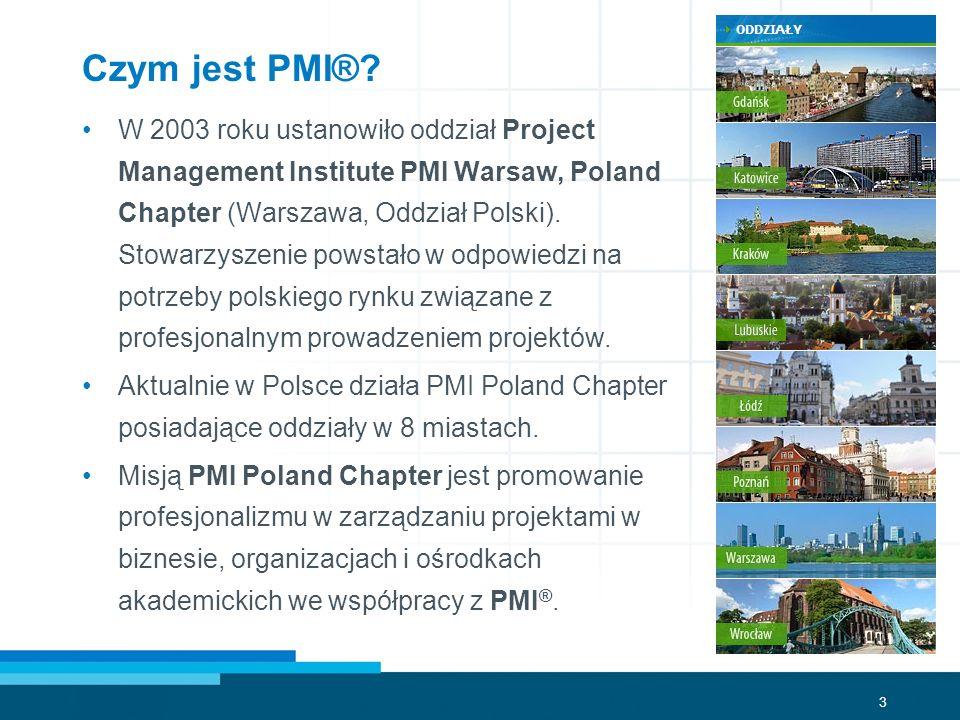 Czym jest PMI®
