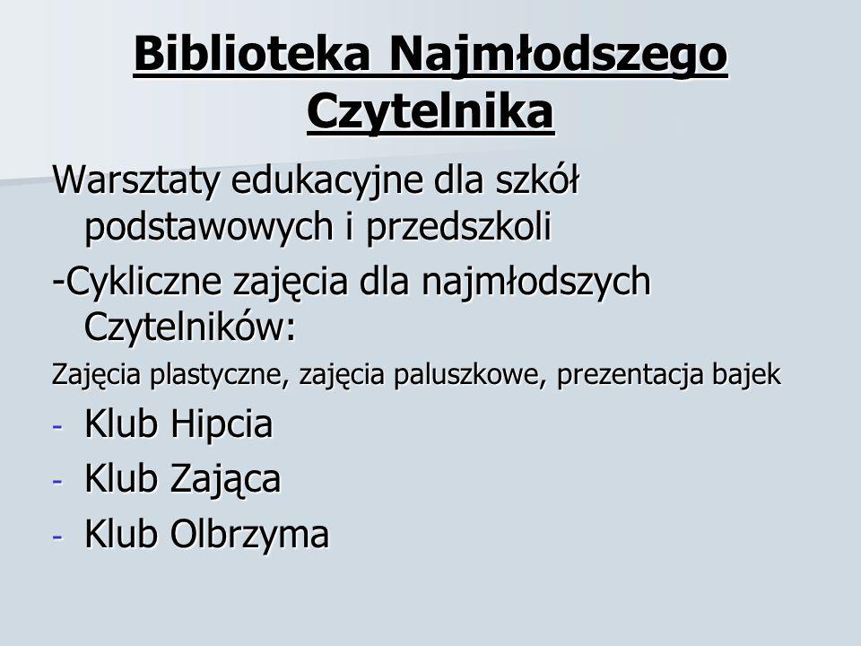 Biblioteka Najmłodszego Czytelnika