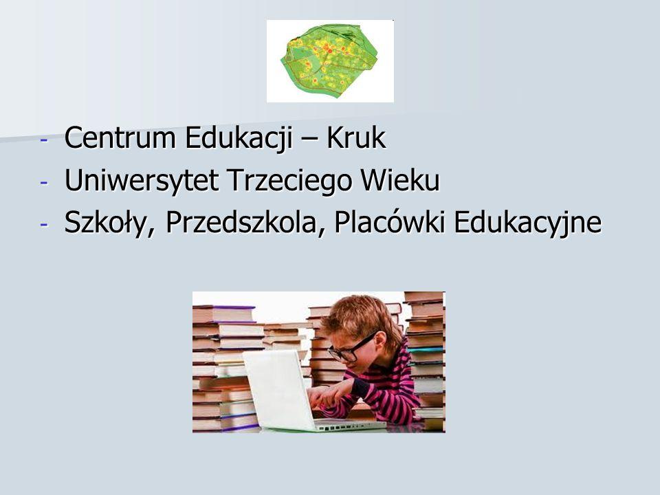 Centrum Edukacji – Kruk