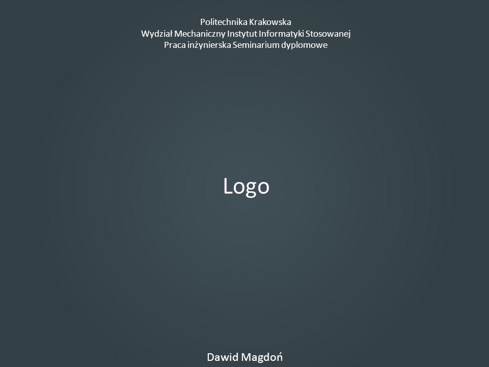 Logo Dawid Magdoń Politechnika Krakowska