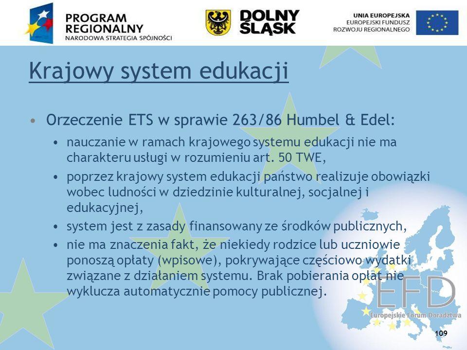 Krajowy system edukacji