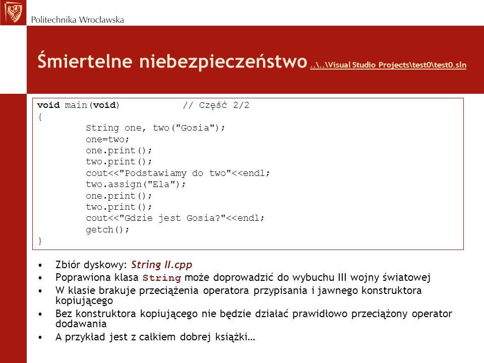 Śmiertelne niebezpieczeństwo. \. \Visual Studio Projects\test0\test0