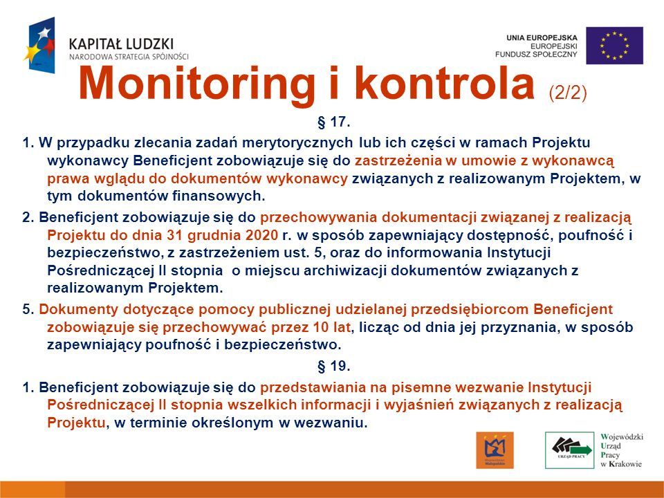 Monitoring i kontrola (2/2)