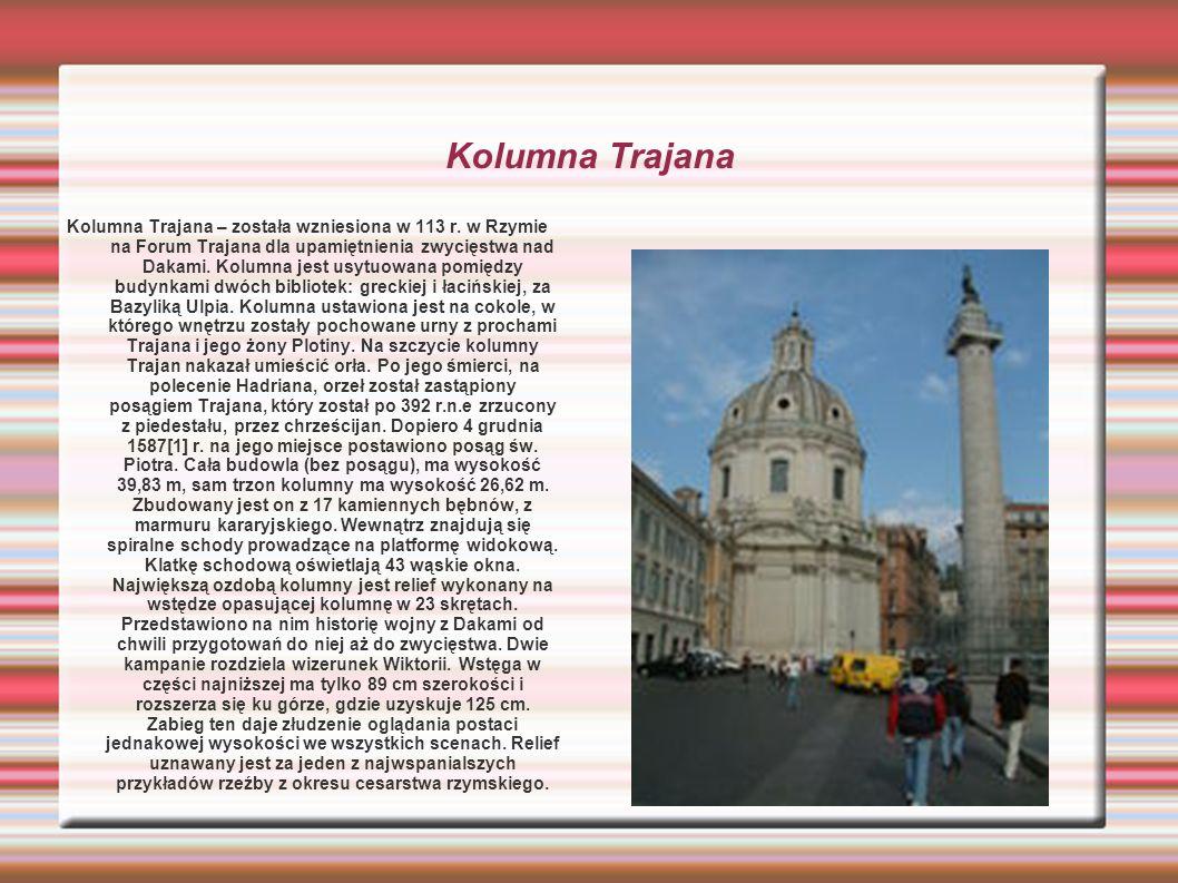 Kolumna Trajana