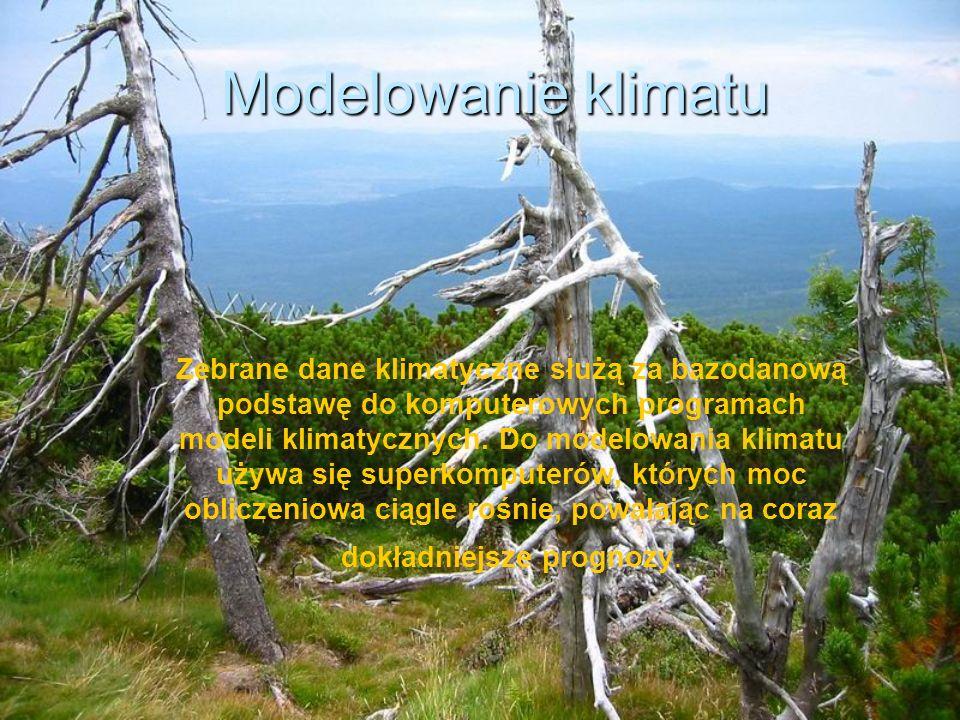 Modelowanie klimatu