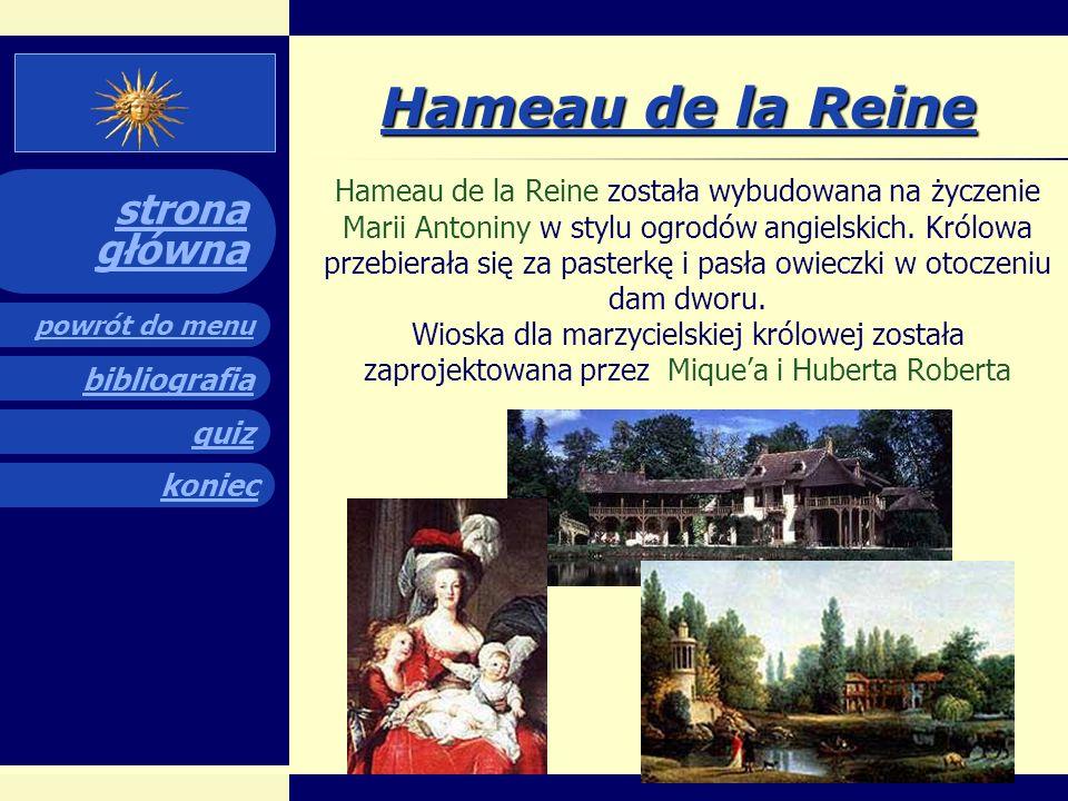 Hameau de la Reine