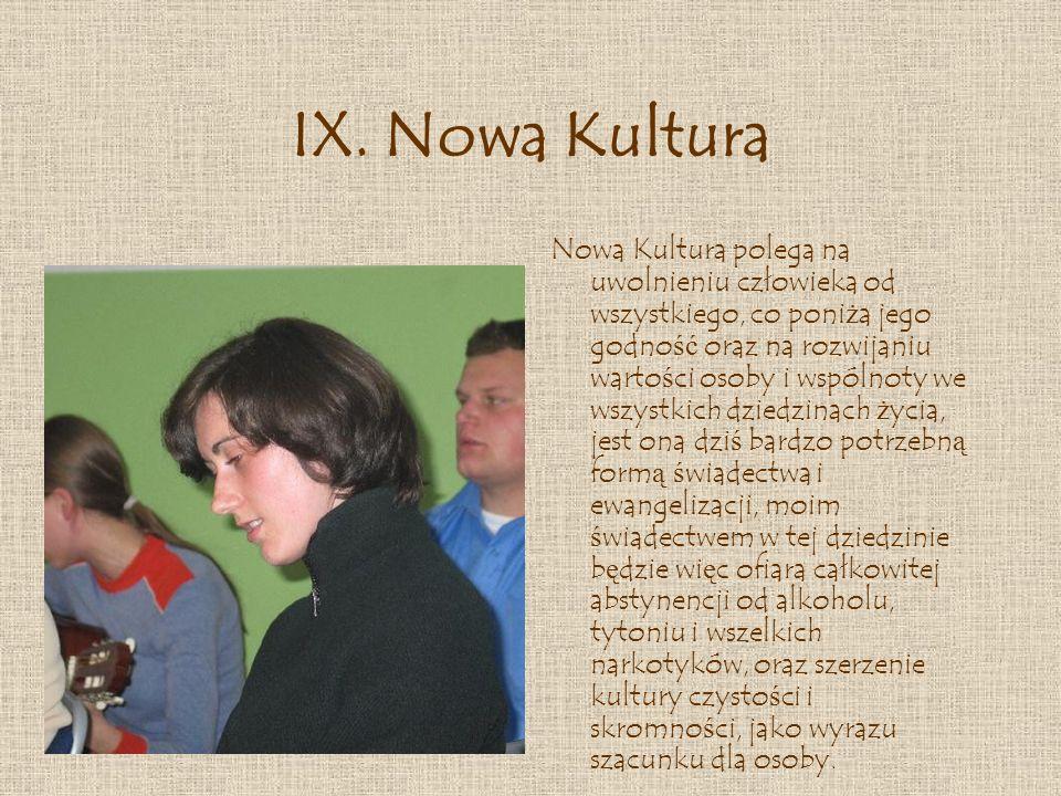 IX. Nowa Kultura