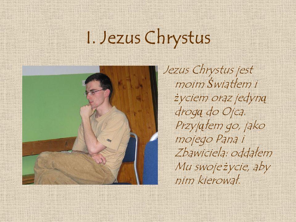 I. Jezus Chrystus