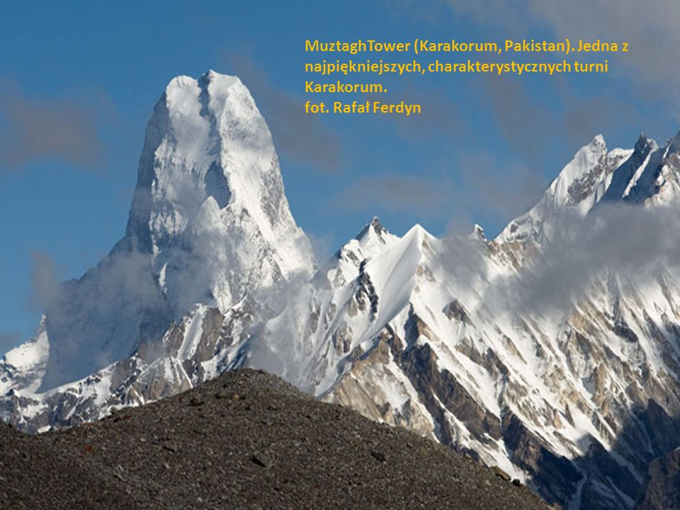 MuztaghTower (Karakorum, Pakistan)