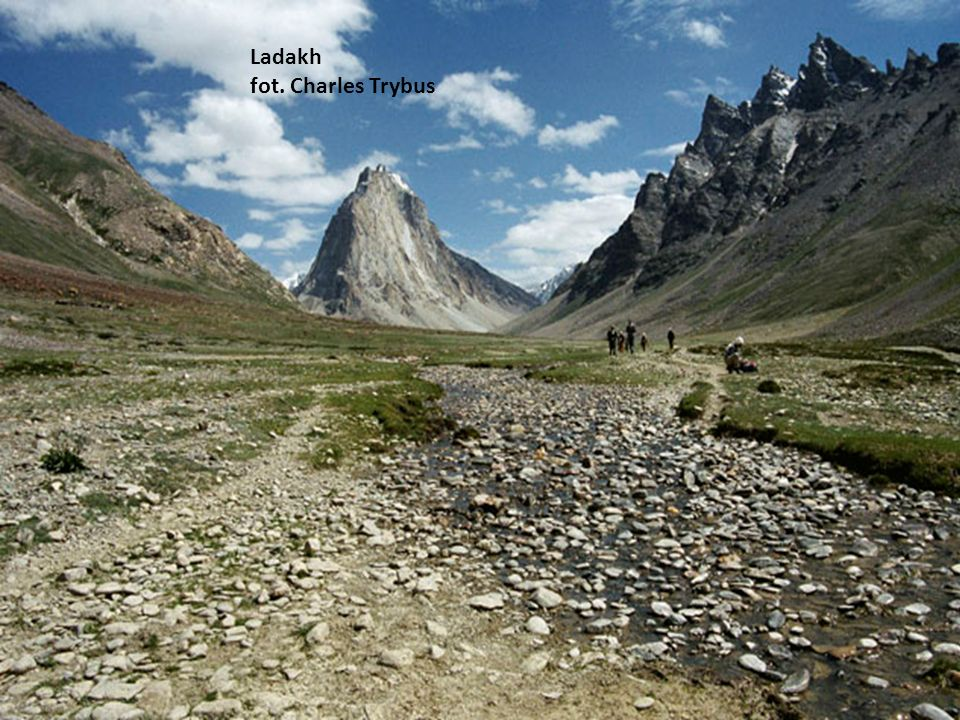 Ladakh fot. Charles Trybus