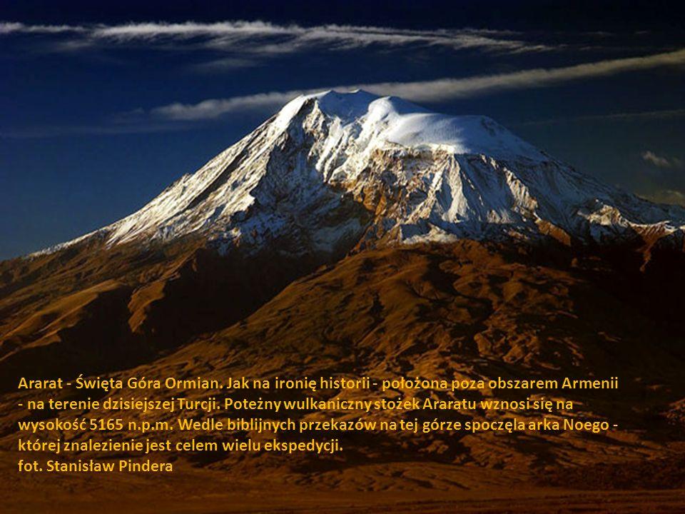 Ararat - Święta Góra Ormian