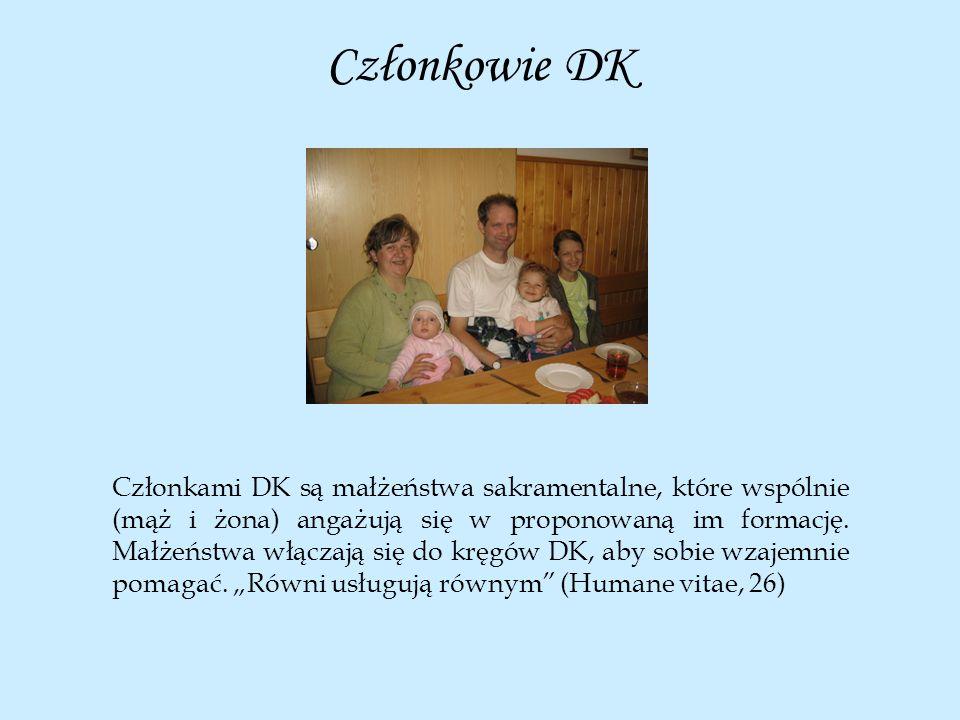 Członkowie DK