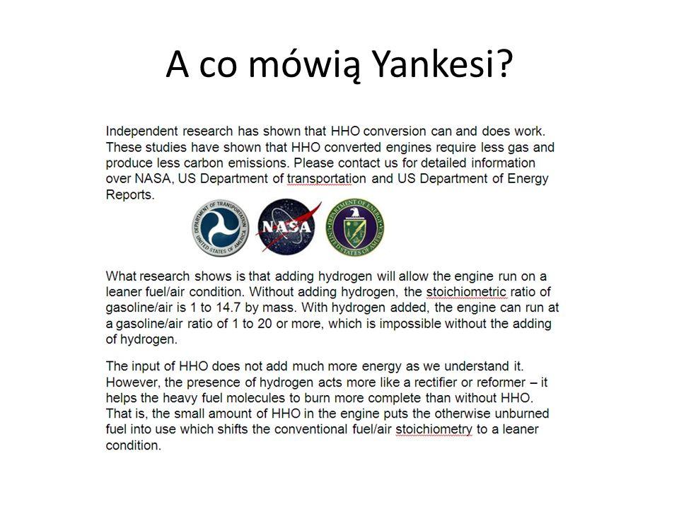 A co mówią Yankesi