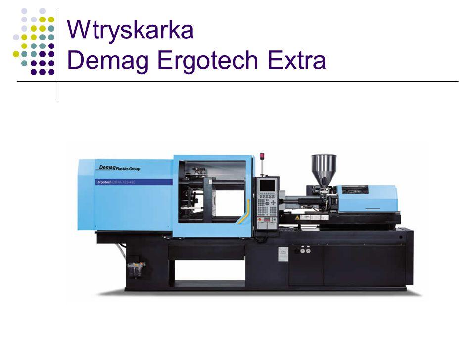 Wtryskarka Demag Ergotech Extra
