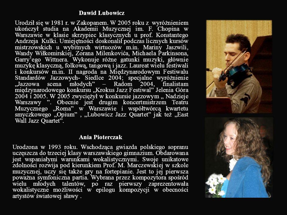 Dawid Lubowicz