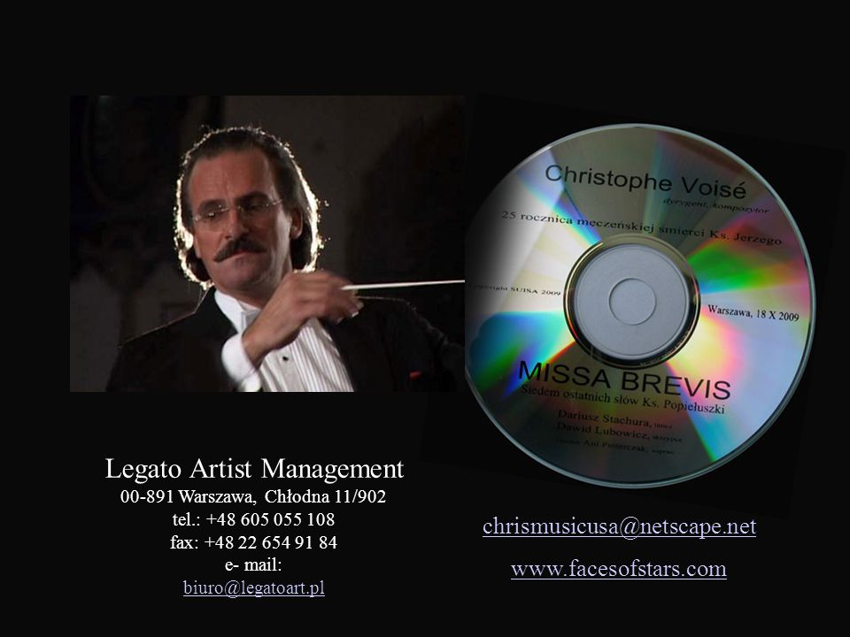 Legato Artist Management
