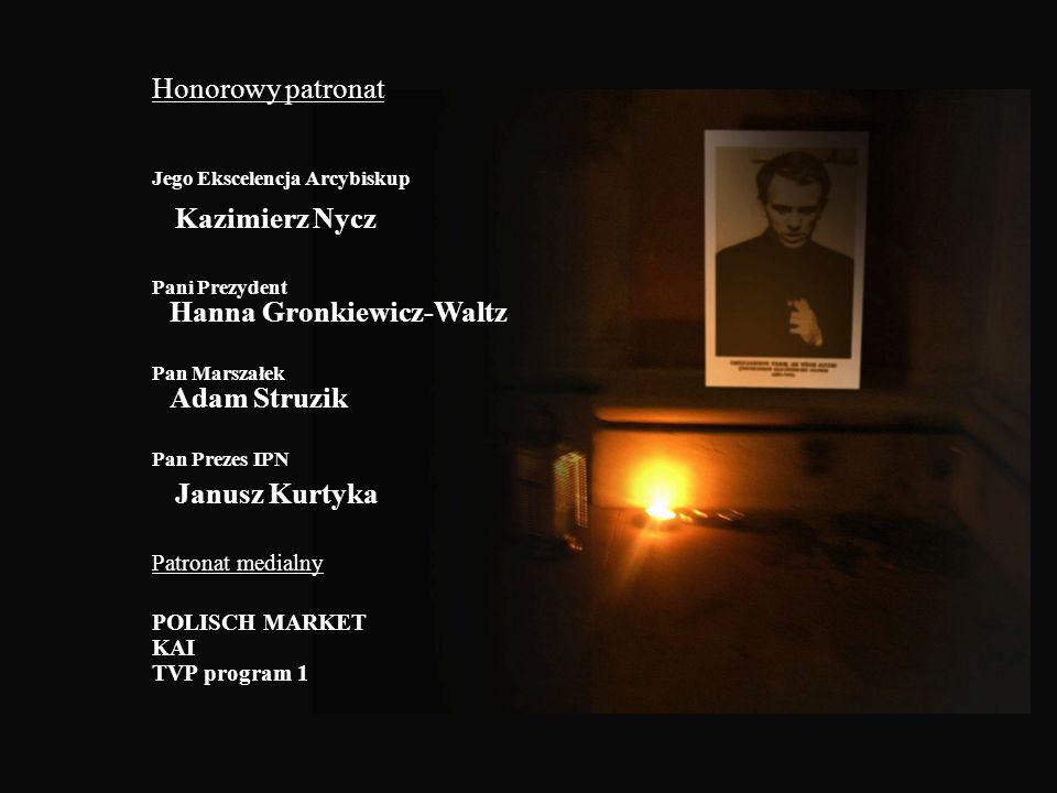 Kazimierz Nycz Janusz Kurtyka Honorowy patronat