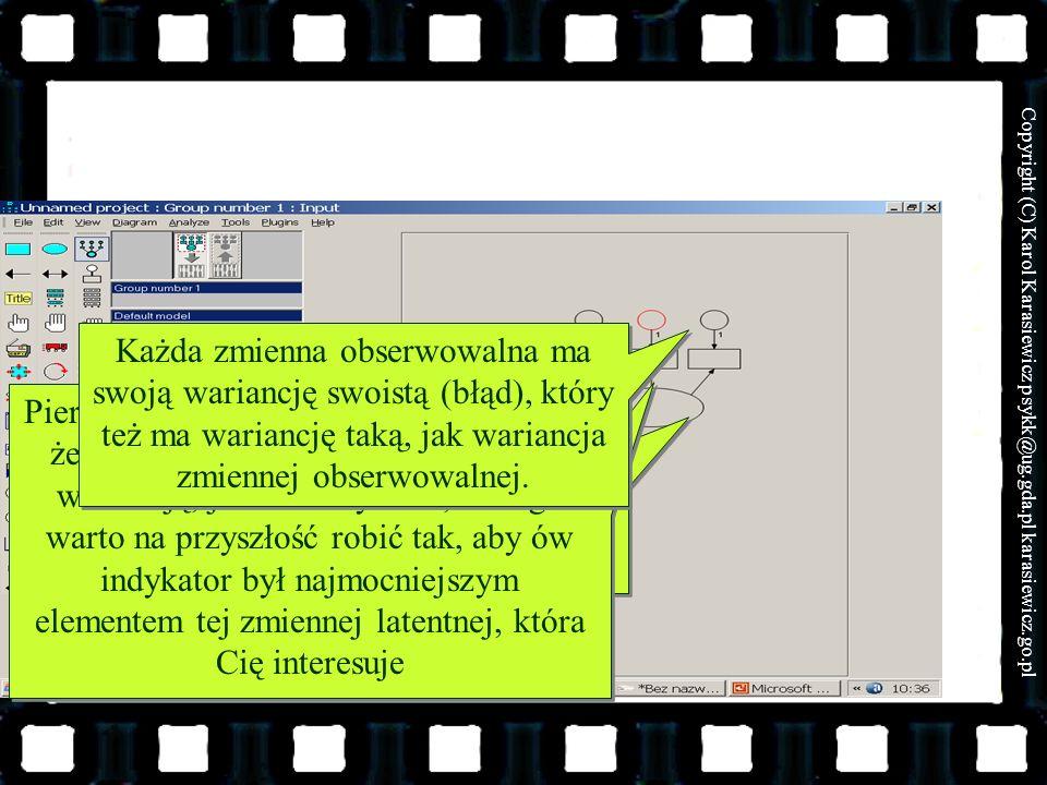 Copyright (C) Karol Karasiewicz psykk@ug.gda.pl karasiewicz.go.pl