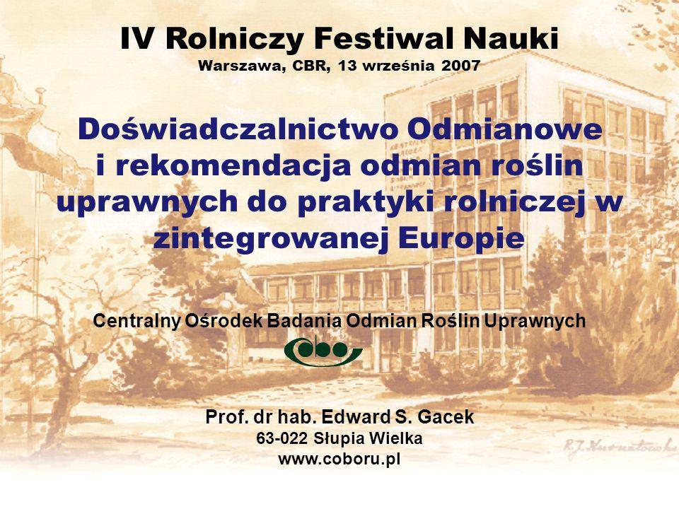 IV Rolniczy Festiwal Nauki