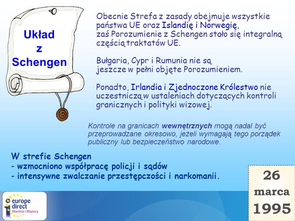 Układ z. Schengen.