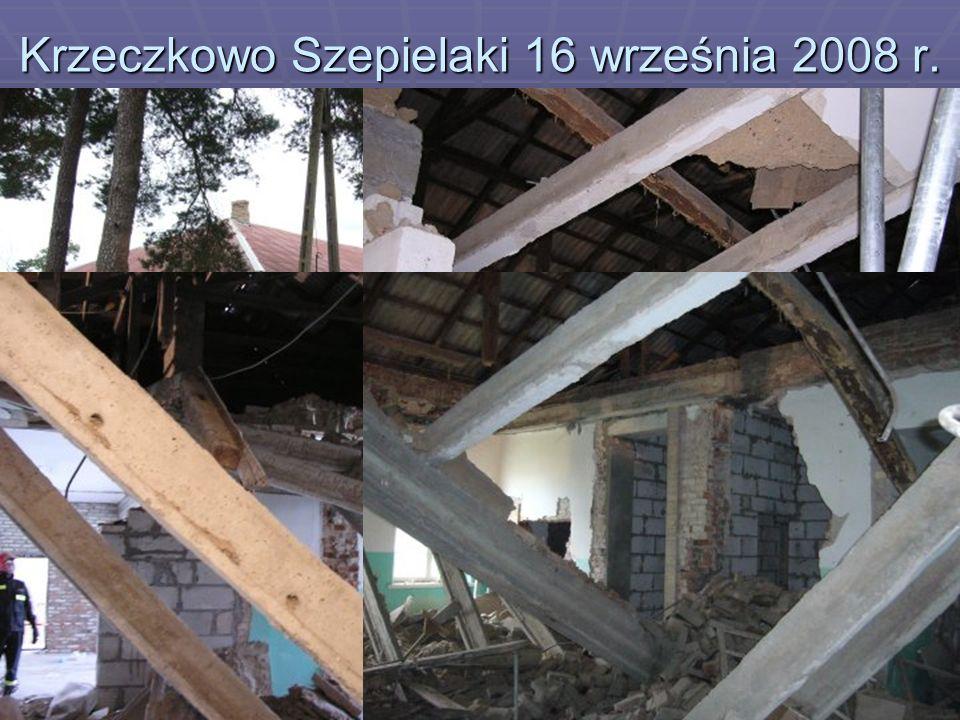 Krzeczkowo Szepielaki 16 września 2008 r.