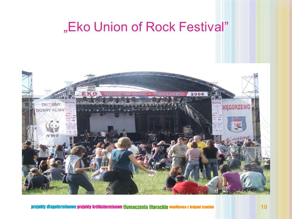 """""""Eko Union of Rock Festival"""