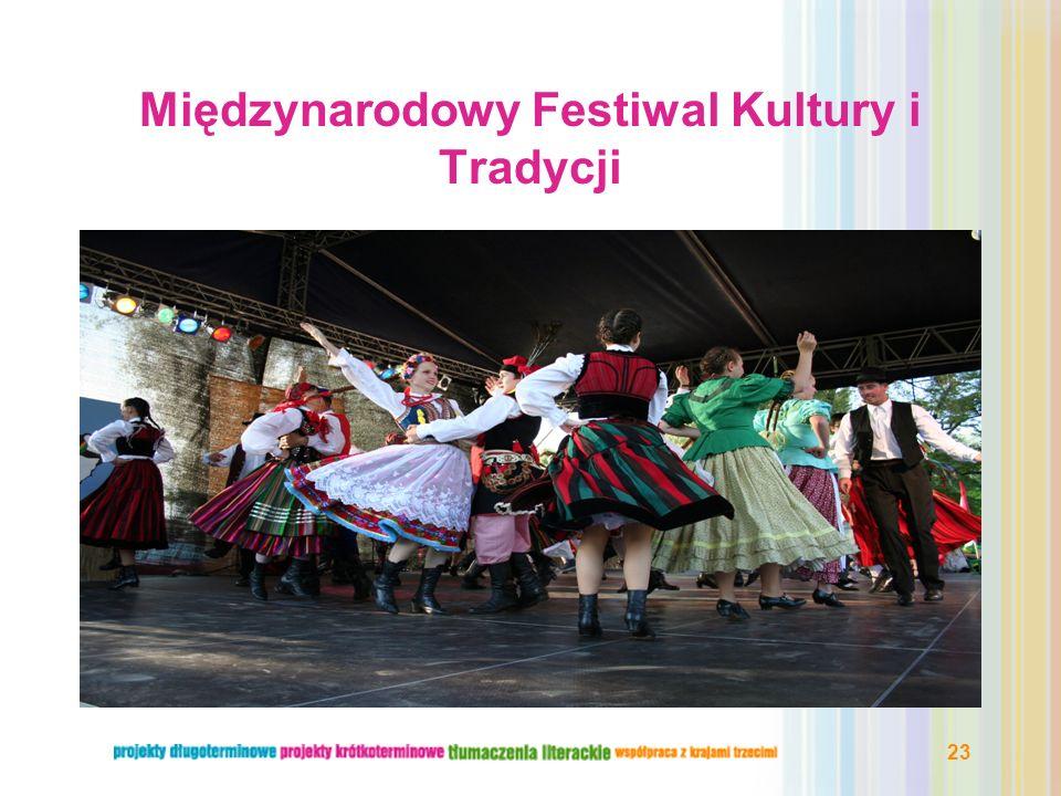 Międzynarodowy Festiwal Kultury i Tradycji